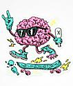 A-Lab Brain Failure Sticker