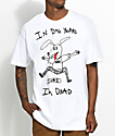 A-Lab Dawgie Daze camiseta blanca