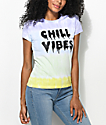 A-Lab Ezra Chill Vibes Multi Tie Dye T-Shirt