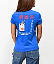 A-Lab Kito Bite Me camiseta azul