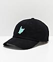 A-Lab Loosies Black Strapback Hat