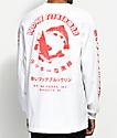 A-Lab Lucky Fisherman camiseta blanca de manga larga