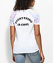 A-Lab Rhue Everything Cool camiseta blanca con el cuello en V