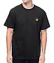A-Lab Yin Yang camiseta negra