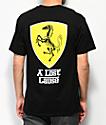 A Lost Cause Ferrari camiseta negra