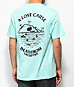 A Lost Cause From The Depths camiseta aqua