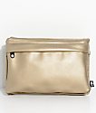 Acembly Build Your BKPK Metallic Gold Pouch