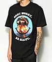 Ain't Nobody Cool Don't Worry camiseta negra