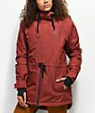 Airblaster Stay Wild Parka Oxblood 10K Snowboard Jacket
