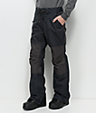 Airblaster Stay Wild Vintage Black 10K Snowboard Pants