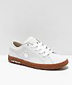 Airwalk The One Wheat, White & Gum Skate Shoes