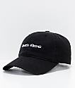 Akomplice Seattle Chronic Black Strapback Hat