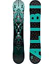 Alibi Motive 157cm tabla de snowboard ancha