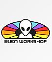 Alien Workshop Spectrum Logo Sticker