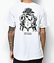 Alive & Well X Jesse Brown AW X JB Vacation White T-Shirt