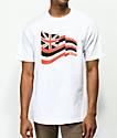 Aloha Army Pride Fly camiseta blanca