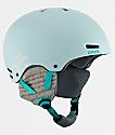 Anon Greta Mint Blue Womens Snowboard Helmet