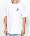Anti-Hero Basic Pigeon White T-Shirt