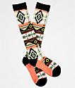 Aperture Aztec Desert Flower Snowboard Socks