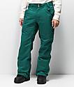 Aperture Boomer 10K pantalones de snowboard azules