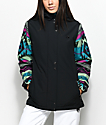 Aperture Cannon Tri Black 10K Snowboard Jacket