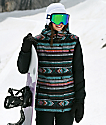 Aperture Cannon Tribal & Black 10K Snowboard Jacket