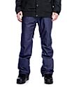 Aperture Green Line 10K pantalones de snowboard en azul