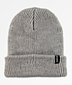 Aperture Pedro Grey Slouch Beanie
