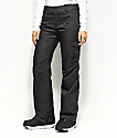 Aperture Verty Black Denim 10K Snowboard Pants