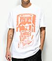 Aras Dead Space camiseta blanca