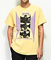 Aras Memory Fragmentation camiseta amarilla