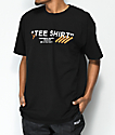 "Artist Collective ""TEE SHIRT"" Black T-Shirt"