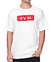 Artist Collective It's Lit camiseta blanca