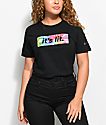 Artist Collective It's Lit camiseta negra