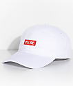 Artist Collective Its Lit gorra strapback en blanco