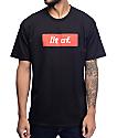 Artist Collective Lit AF camiseta negra