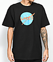 Artist Collective Lost In The Sauce Black T-Shirt