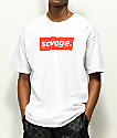 Artist Collective Savage. Box White T-Shirt