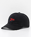Artist Collective Woke Black Strapback Hat