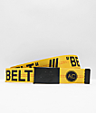 Artist Collective Yellow Web Belt