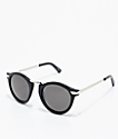 Ashbury Crow Black Sunglasses