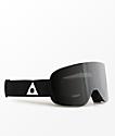 Ashbury Sonic Triangle Dark Smoke Snowboard Goggles