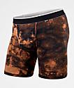 BN3TH Shibori calzoncillos boxer con lavado ácido