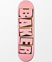 "Baker Reynolds Brand Name 8.5""  Skateboard Deck"