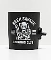 Beer Savage Motor Club PSF Beverage Sleeve