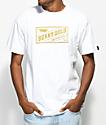 Benny Gold Classic Stamp camiseta blanca