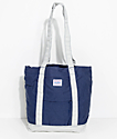 Benny Gold Day Off Navy Tote Bag