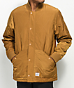 Benny Gold Park Copper Quilted Jacket