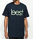 Best Skate Co. Home Team Navy T-Shirt