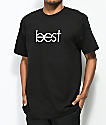 Best Skate Co. OG Logo Black T-Shirt